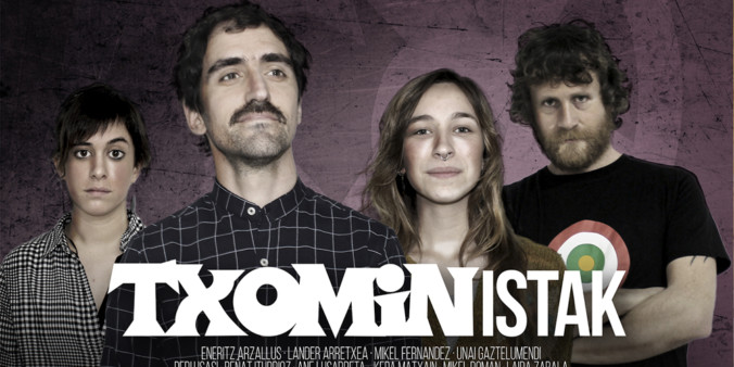 Txoministak | Webseriea